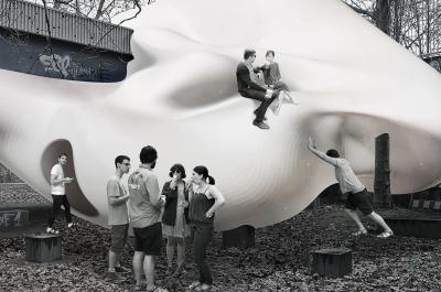 3. Preis Subrealität-Raum | Denys Kovalenko